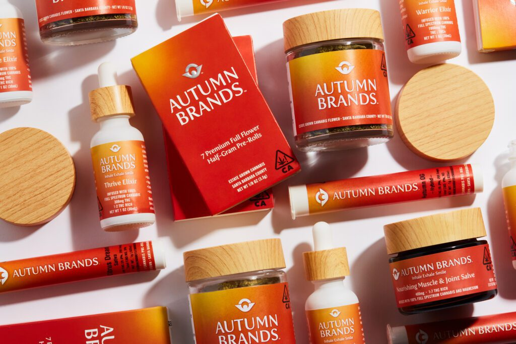 Autumn Brands Cannabis Products